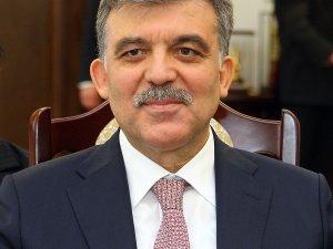 Abdullah Gül'den dikkat çeken cümle!