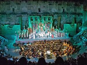 Aspendos Antik Tiyatrosu bakımdan geçirildi