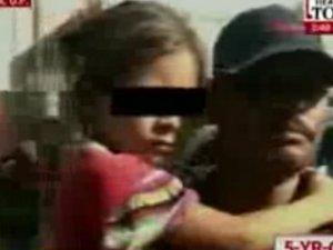 Hindistan'da 7 yaşındaki kız diri diri toprağa gömüldü!