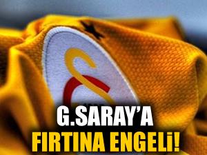 Galatasaray, karayoluyla gitti