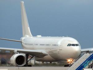 Türkiye Cumhuriyeti'nin yeni uçağı geldi!