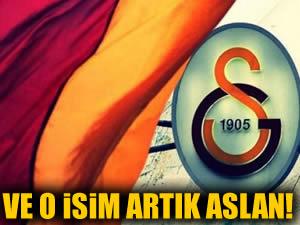 Ve Galatasaray, o transferi bitirdi