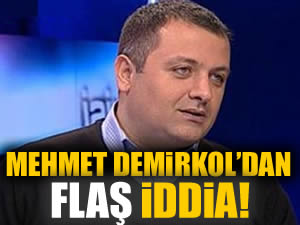 Mehmet Demirkol'dan Volkan Demirel hakkında skandal iddia
