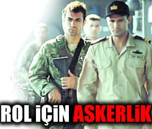 İbrahim Çelikkol, askeri eğitimden geçti!