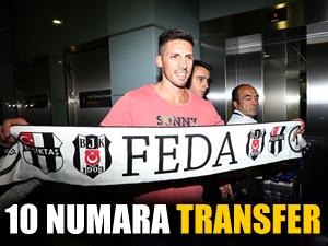 Beşiktaş'tan 10 numara transfer
