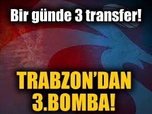 Trabzonspor'dan bir günde 3 transfer birden! İşte yeni transfer!