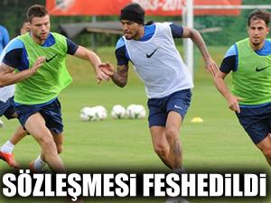 Trabzonspor Colman'ın sözleşmesini feshetti!
