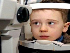 Okul döneminde her 4 çocuğun birinde göz hastalığı var