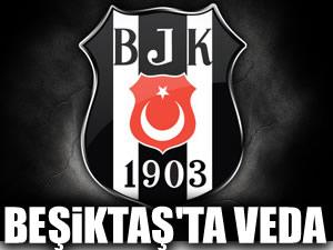 Beşiktaş'ta iki oyuncu gönderildi