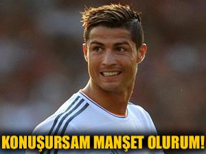 Ronaldo Real Madrid'in transfer politikasını eleştirdi