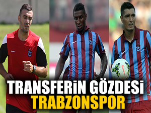 Transferde Trabzonspor rakiplerini solladı!