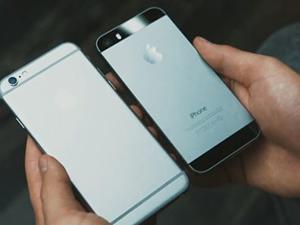 iPhone 6'nın ilk videosu internete sızdı!