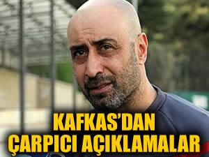 Kafkas, maç sonrası yaşananları anlattı