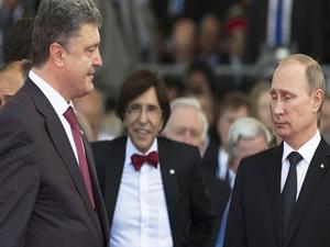 Ukrayna ve Rusya ateşkes konusunda anlaşmaya vardı!
