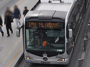 Kaza sonrası metrobüs seferleri durdu mu?