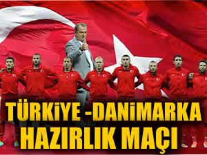 Türkiye Danimarka maçı saat kaçta hangi kanalda ?