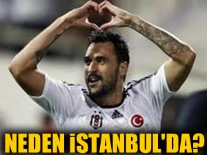 Almeida aşk için İstanbul'da