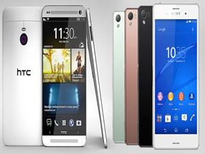 Sony Xperia Z3 ve HTC One M8 karşılaştırması