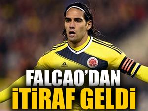 Falcao, transfer sürecini değerlendirdi