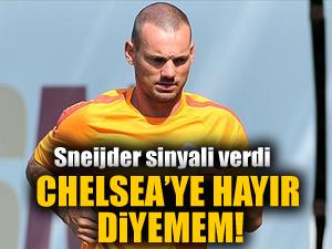 Wesley Sneijder'den Cesare Prandelli yorumu