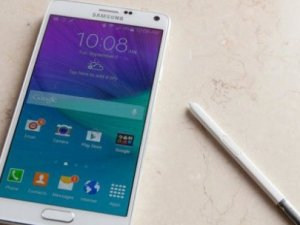 Galaxy Note 4'ün fiyatı açıklandı