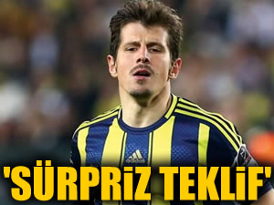 Emre Belözoğlu'na sürpriz teklif!