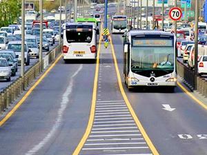 İki yeni metrobüs hattı yapılıyor!