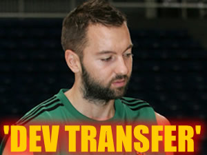 Galatasaray'dan 'Dev' transfer