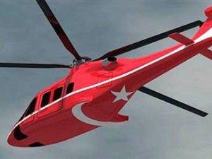 Özgün Helikopter'den ilk görüntü!