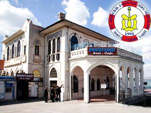 İBB, DEFAV'ın işletmesi Deniz Yıldızı Kafeteryası'na el koydu