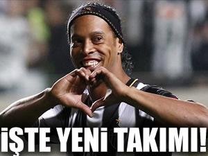 Ronaldinho, Meksika'da
