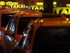 İstanbul'da takside zamlı tarife uygulaması başladı!