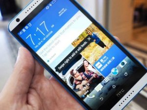 HTC'sen selfie çılgınlarına özel telefon