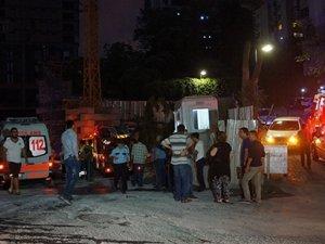 Mecidiyeköy'de asansör faciası 10 ölü !