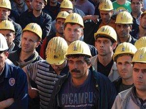 Halkalı'da işçiler ayaklandı