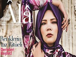 Tesettürlü moda dergisi Âlâ'dan İslamcı tepkilere eleştiri geldi
