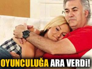 Pınar Altuğ oyunculuğa ara verecek