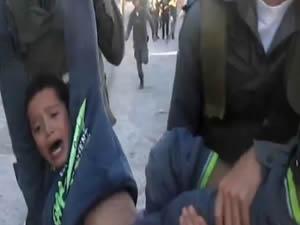 İsrail askerleri gözünün yaşına bakmadı