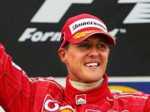 Michael Schumacher taburcu oldu