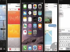 iPhone 6 Plus'ın tanıtım klavuzu