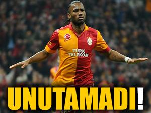 Drogba Türkiye'yi unutamıyor!