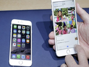 Samsung'dan iPhone 6 plus'a gönderme!