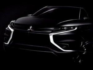 Mitsubishi Outlander PHEV konseptiyle görücüye çıkıyor!