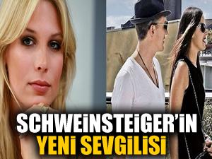 Bastian Schweinsteiger'in yeni sevgilisi!