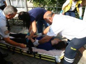 Bursa'da alkol alan 3 kız hastanelik oldu!