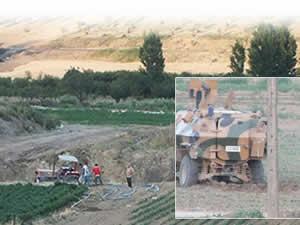 IŞİD - Türkiye petrol boru hattı
