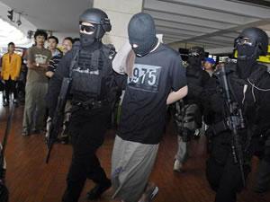 Endonezya'da dört Türk terörist!