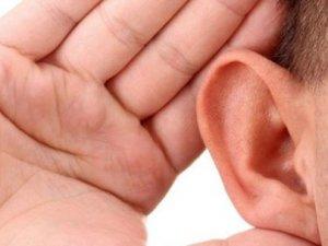Kulak akıntısına dikkat