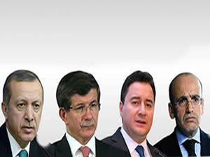 Erdoğan ve hükümetten peş peşe Bank Asya açıklaması