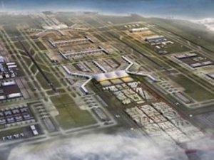 TMMOB'den 3. havalimanı planlarına dava